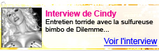 Interview Cindy Bastien